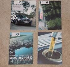 2006-2008 BMW OWNER'S MANUAL BOOK 730i 740i 750i 760i 730d 745d German Language
