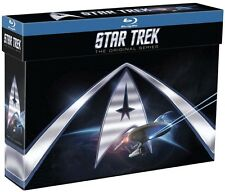 Star Trek The Original Series Full Journey Box (Region Free) Blu Ray