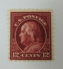 1915 United States SC #435  BENJAMIN FRANKLIN   MH stamp