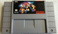 Tetris 2(Super Nintendo Entertainment System)SNES game only-Tested-Free Shipping