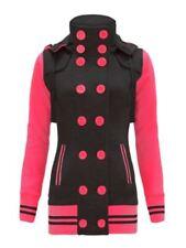 Manteaux et vestes noir coton taille L pour femme