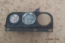 CLASSIC  TEMP OIL PRESSURE GAUGES IN AUXILARY POD RALLY PROJECT ESCORT CORTINA