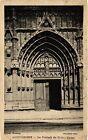 CPA Montbrison - Le Portail de Notre-Dame (580058)