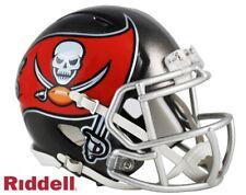 Tampa Bay Bucs Riddell Speed Mini Football Helmet - New in Riddell Box