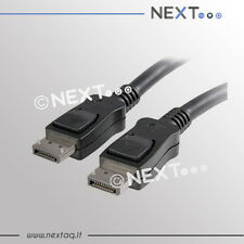 Cavo audio/video displayport m/m 2M