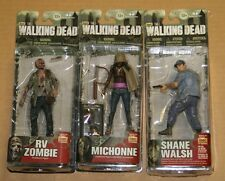 McFarlane The Walking Dead Action Figures Variants Walsh/Michonne/RV Zombie