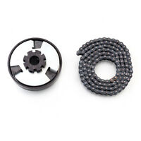 """New CVT Go Kart Centrifugal Clutch Torque 3/4"""" Bore 12T #35 4ft With Chain"""