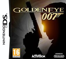 Nintendo DS James Bond GoldenEye Golden Eye 007 Neu&OVP