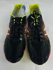 Asics G604Y 9001 Gunlap SC Black White Track And Field Spikes Shoes Men's