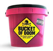 Bucket of Doom Death Dodging Adult Party Game Dark Storytelling 70 Scenarios