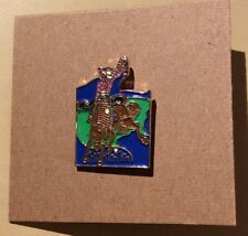 Cowboys Rodeo Stampede Pin - Enameled