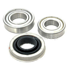 HOTPOINT Genuine Washing Machine Drum Bearing Kit 6206Z 6207RS 35mm C00202418