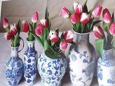 Tulips Art Chinese Vases Tulips Doug Benezra Art Print