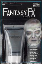 MONSTER GREY   Makeup Fantasy FX Mehron Cream Halloween