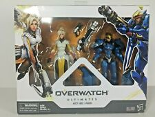 Overwatch Ultimate Series Mercy and Pharah by Hasbro New