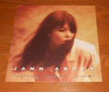 Jann Arden Living Under June Poster 2-Sided Flat Square Promo 12x12