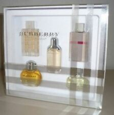 Gift box with 5 BURBERRY Miniatures for women WEEKEND-LONDON-THE BEAT-BURBERRY