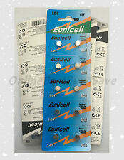 10 X AG4 SR626 LR66 LR626 177 377 Heavy Duty Card 1.5V Alkaline battery