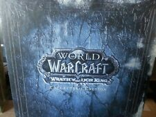 World Of WarCraft: Wrath Of The Lich King - Collector's Edition (PC/Mac,...