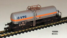 Trix Minitrix 15589 chlorgaskesselwagen Vtg DB AG Aged # NEW ORIGINAL PACKAGING