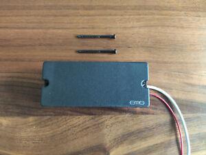 EMG 81-7 aktiver Humbucker Pickup Tonabnehmer für 7-saitige E-Gitarren, splitbar