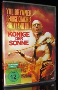 DVD KÖNIGE DER SONNE - HISTORIENFILM (MAYA) - YUL BRYNNER + GEORGE CHAKIRIS *NEU