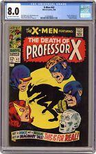 Uncanny X-Men #42 CGC 8.0 1968 2130594004