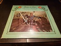 """Sonny & Cher: """"All I Ever Need Is You"""" Vinyl Record LP - KAPP - 1972"""