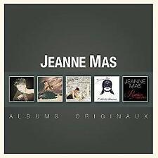 Jeanne Mas - Original Album Series (NEW 5CD)