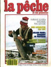 Revue  La pêche et les poissons No 512 Janvier 91
