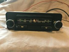1970,s Grundig Emden 2005 car radio - FM - cable to allow mp3 / ipod play