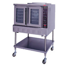 Lang GCOD-AP1 Gas Bakers Depth Strato Series 1 Deck Convection Oven