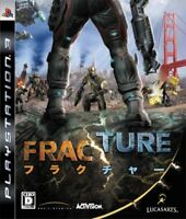 (Used) PS3 Fracture  [Import Japan]((Free Shipping))