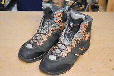 Lowa Camino Gore-Tex Black Orange Mens Trekking Boots