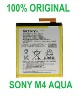 Replacement Battery For Sony Xperia M4 Aqua LIS1576ERPC Li-Ion Battery 2400 mah