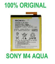 Replacement Battery For Sony Xperia M4 Aqua LIS1576ERPC Li-Ion battery 2400 mah