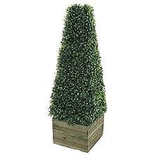 Artificial Tree 3ft Pyramid Cone - Indoor artificial tree - Topiary Tree