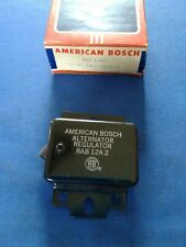Willys Jeep Checker American Bosch 12V Voltage Regulator # RAB 12-2