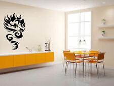 Wall Vinyl Sticker Room Decals Mural Design Art Tattoo Dragon bo117