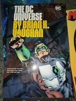 The DC Universe by Brian K Vaughan DC TPB New nm OOP Green Lantern Titans JLA