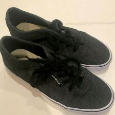 AIRWALK~ Mens Size 8.5 Gray Canvas Casual Shoes