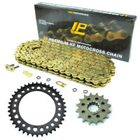 Motorcycle Chain & Sprocket Kit For Honda CBR929 RR CBR900RR FireBlade 2000-2001