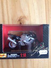 MAISTO 39331 YAMAHA 1000 THUNDERACE MOTORBIKE 1:18 SCALE DIECAST MOTORCYCLE