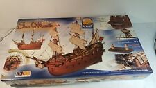 San Martin wood galleon kit by Occre #13601