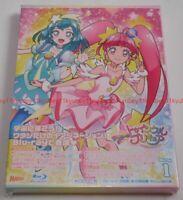 New STAR TWINKLE PRECURE Vol.1 Blu-ray Japan F/S PCXX-50161 4535506401991