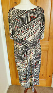 M&S Woman Size 18 Smart Casual Evening Occasion Work Marks and Spencer Dress