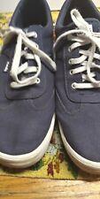 Keds Brand Tennis shoes Womens Size 7 Dream Foam Memory Used Blue