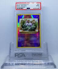 POKEMON XY EVOLUTIONS MEW #53/108 REVERSE HOLO FOIL RARE CARD PSA 9 MINT #*