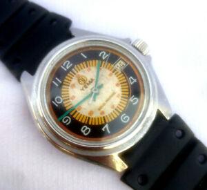 Vintage Old Original YEMA sous marine Watch, Yema Collection Men's Wrist Watches