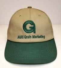 K Products - Vintage Farmer Hat - AGRI Grain - Farming - Collectible Cap